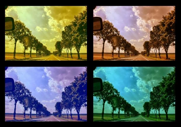 view, widok, droga, kolory, colours, canon eos 550d, oceanofstupidity, krzysztof kaszkowiak
